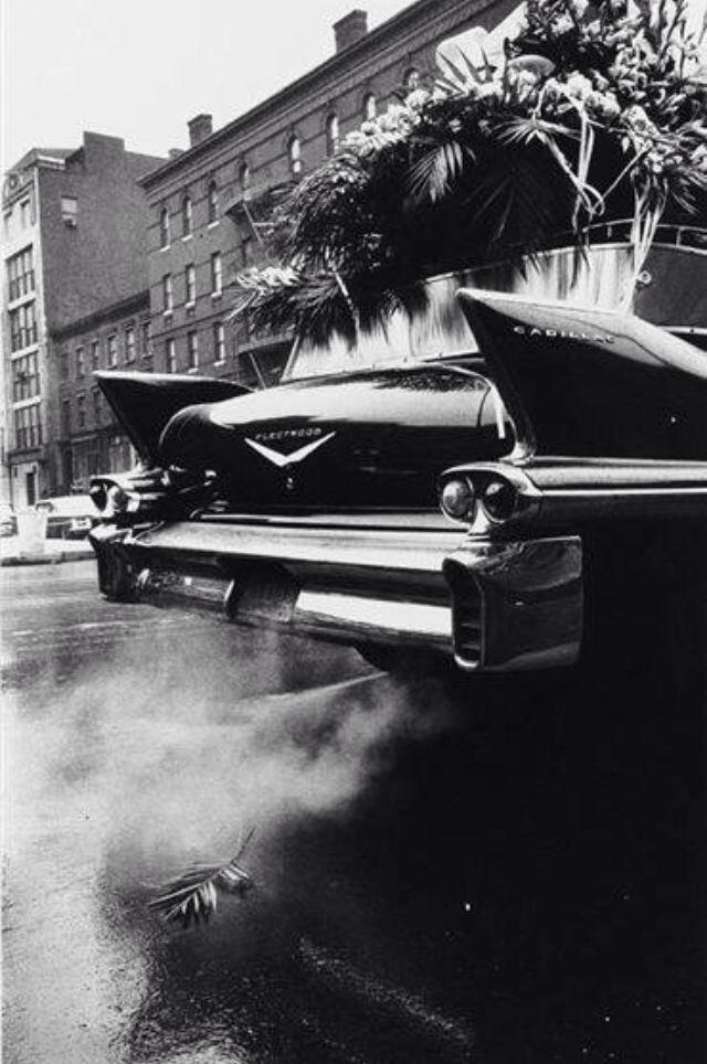 '58 Cadillac Flower Car