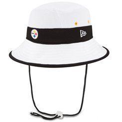 9d5949ae9 Pittsburgh Steelers New Era On Field Training Camp Bucket Hat ...