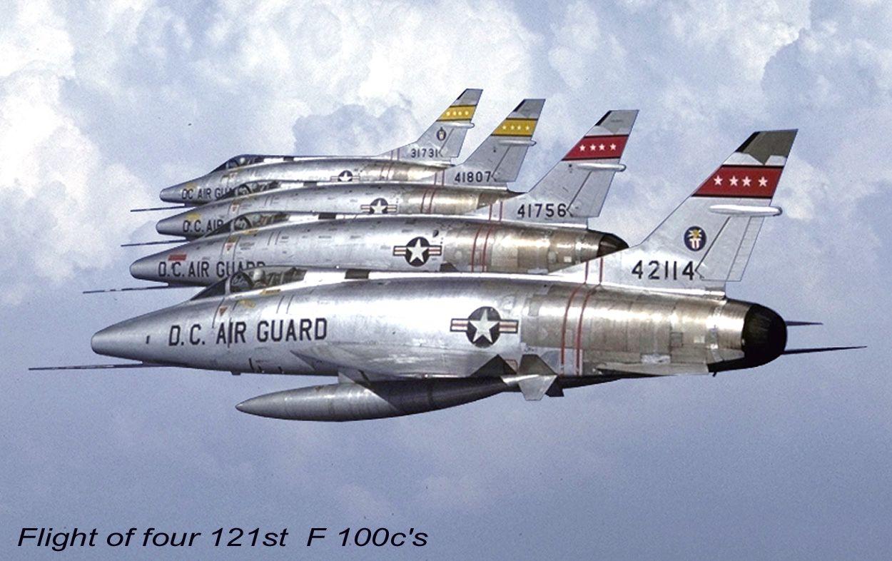 F-100 Fighter Jets | F-100 Super Sabre | Pinterest | More ...