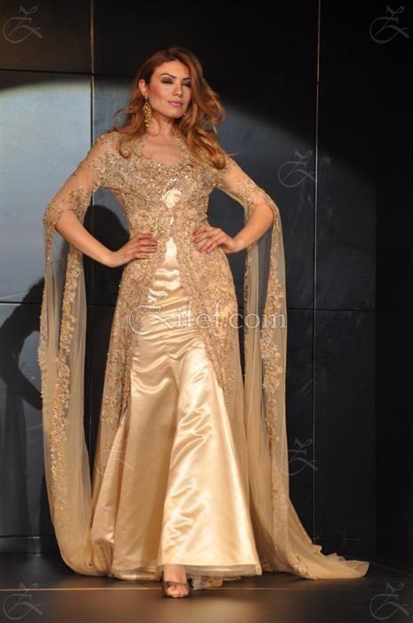 Robe de Soirée  Stella Filante Haute Couture  Robe de Soirée , Tunis ,  Zifef , photo 3