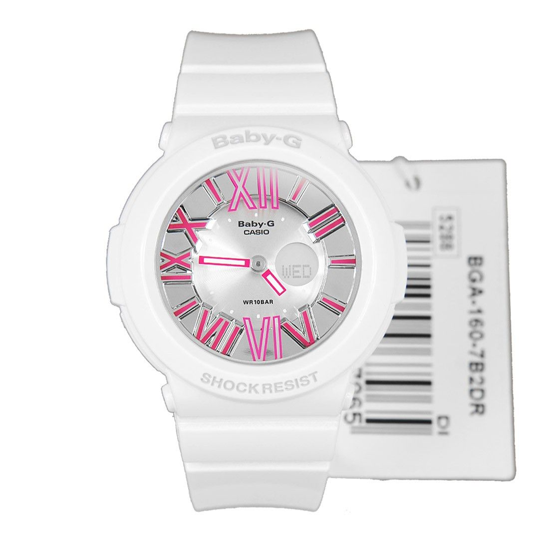 Casio Baby G Ba 110sn 3a Bga 160 7b2 Bga160 Pinterest Illuminator Watches