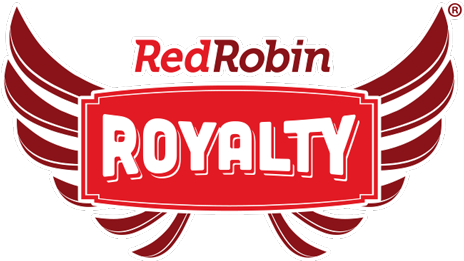 Red Robin Gourmet Burgers And Brews Red Robin Gourmet Burgers Gourmet Burgers Royalty