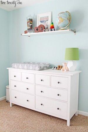 Great Nursery Dresser Organization Tips And Tricks