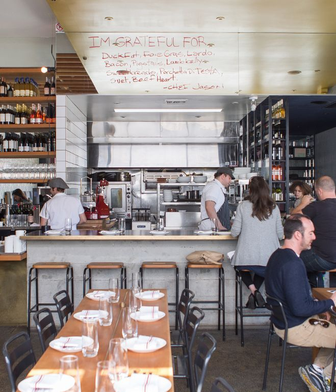 Small Space Cafe Restaurant Restaurant Nominee Superba