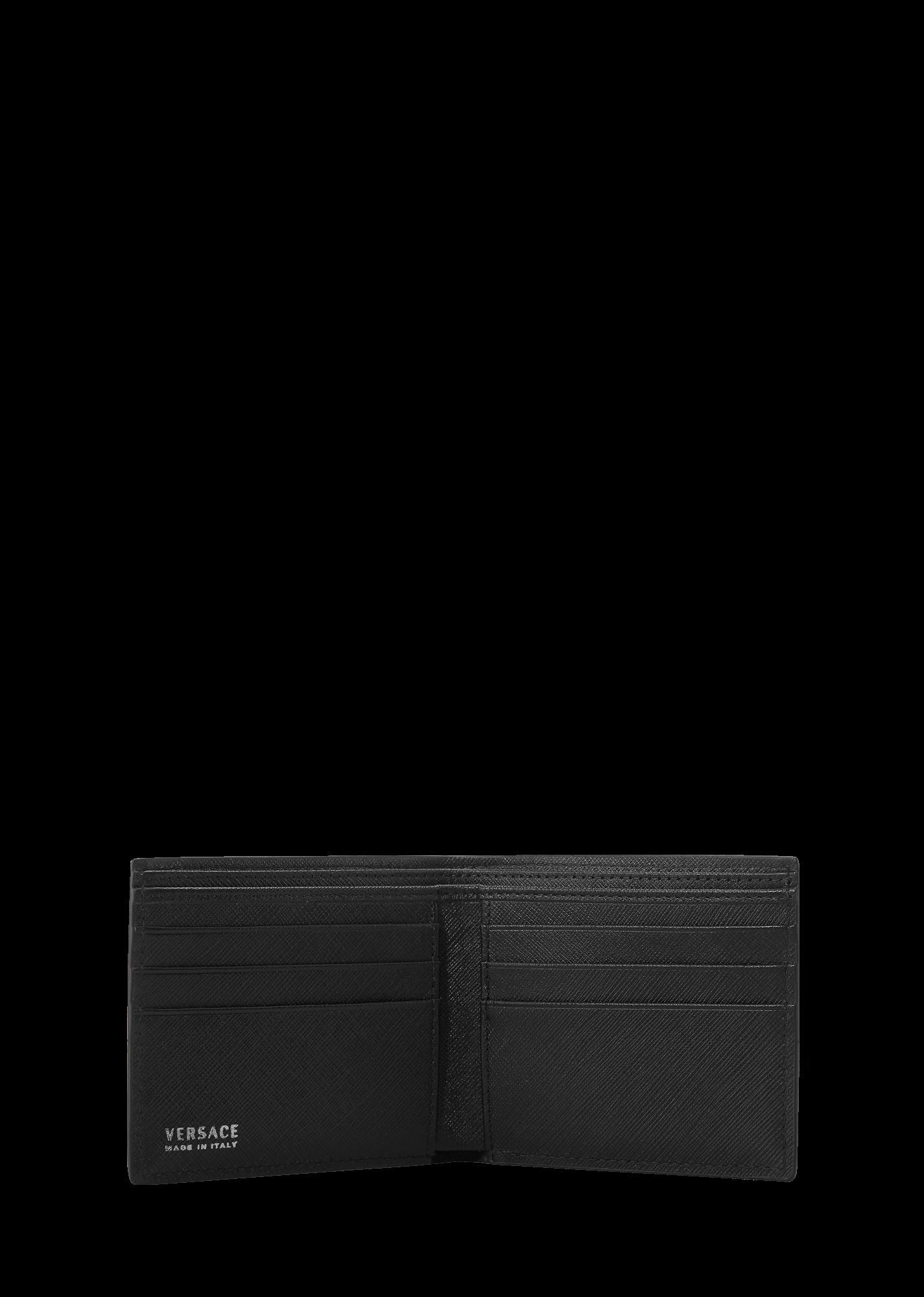selección premium 26da5 a874a Versace Billfold Wallet - D41E | 33. Billetera Hombre ...