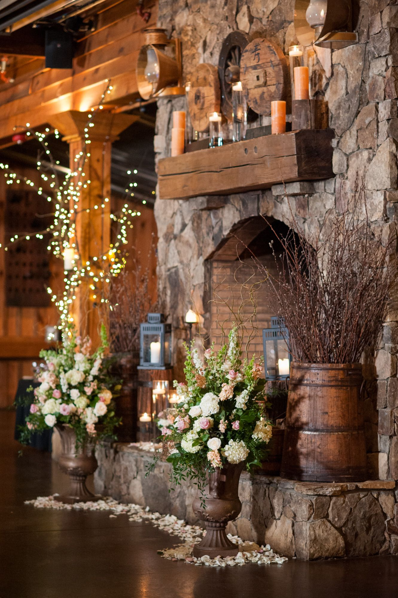 Raleigh Wedding At The Pavilions At The Angus Barn House