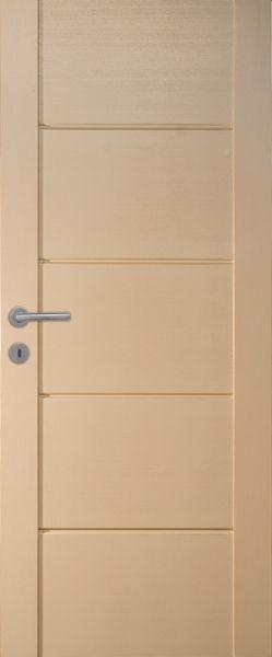 porte int rieure contemporaine h tre portes int rieures contemporaines pinterest int rieur. Black Bedroom Furniture Sets. Home Design Ideas