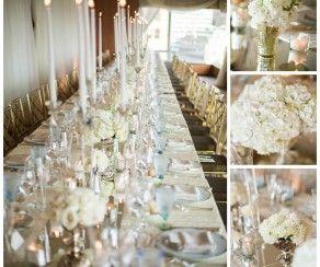 Wedding Tablescapes | Bride & Blossom