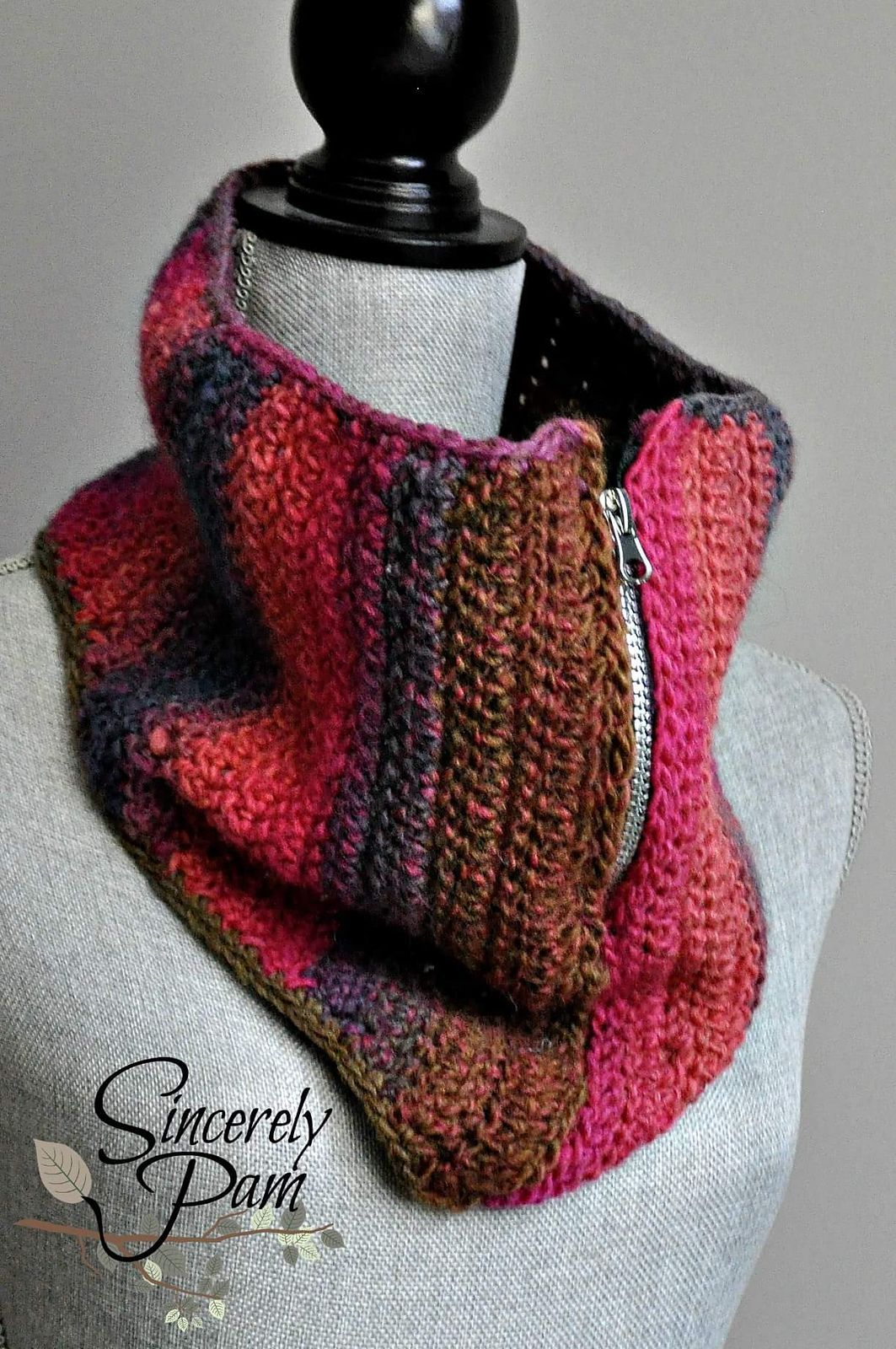 Ravelry: Steff Herringbone Cowl by Sincerely Pam | All things ...