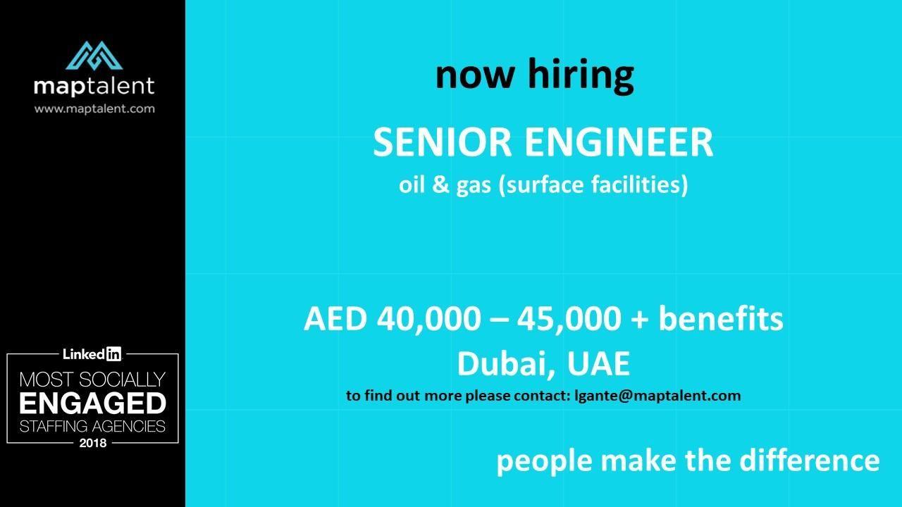 Dubai Senior Engineer Salary 12000 Usd Kariyer
