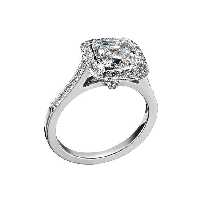 tiffany platinum engagement rings uk