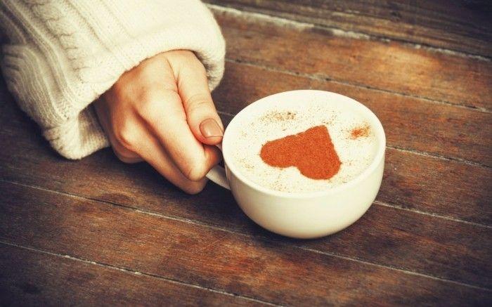 Guten Morgen Kaffee Herz Guten Morgen Coffee Love
