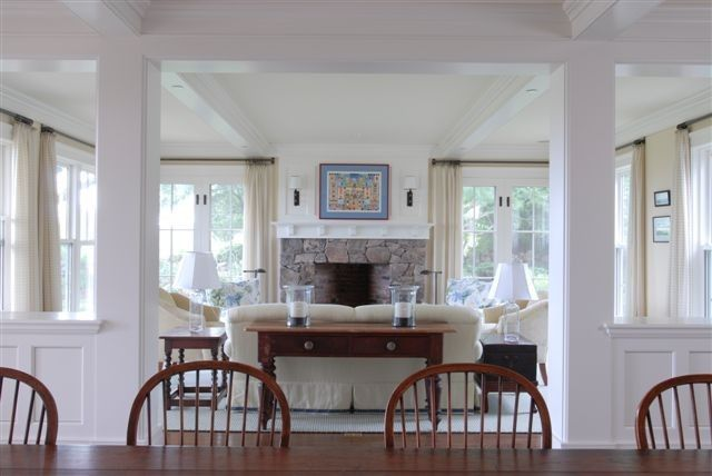 An All-American Federal House | New england homes, English ...