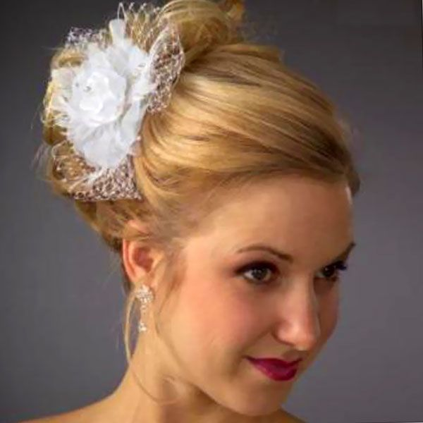 Admirable 1000 Images About Wedding Hair Ideas On Pinterest Up Dos Hairstyle Inspiration Daily Dogsangcom