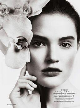 UK Harpers Bazaar May 2013 : Karen Elson by Alexi Lubomirski