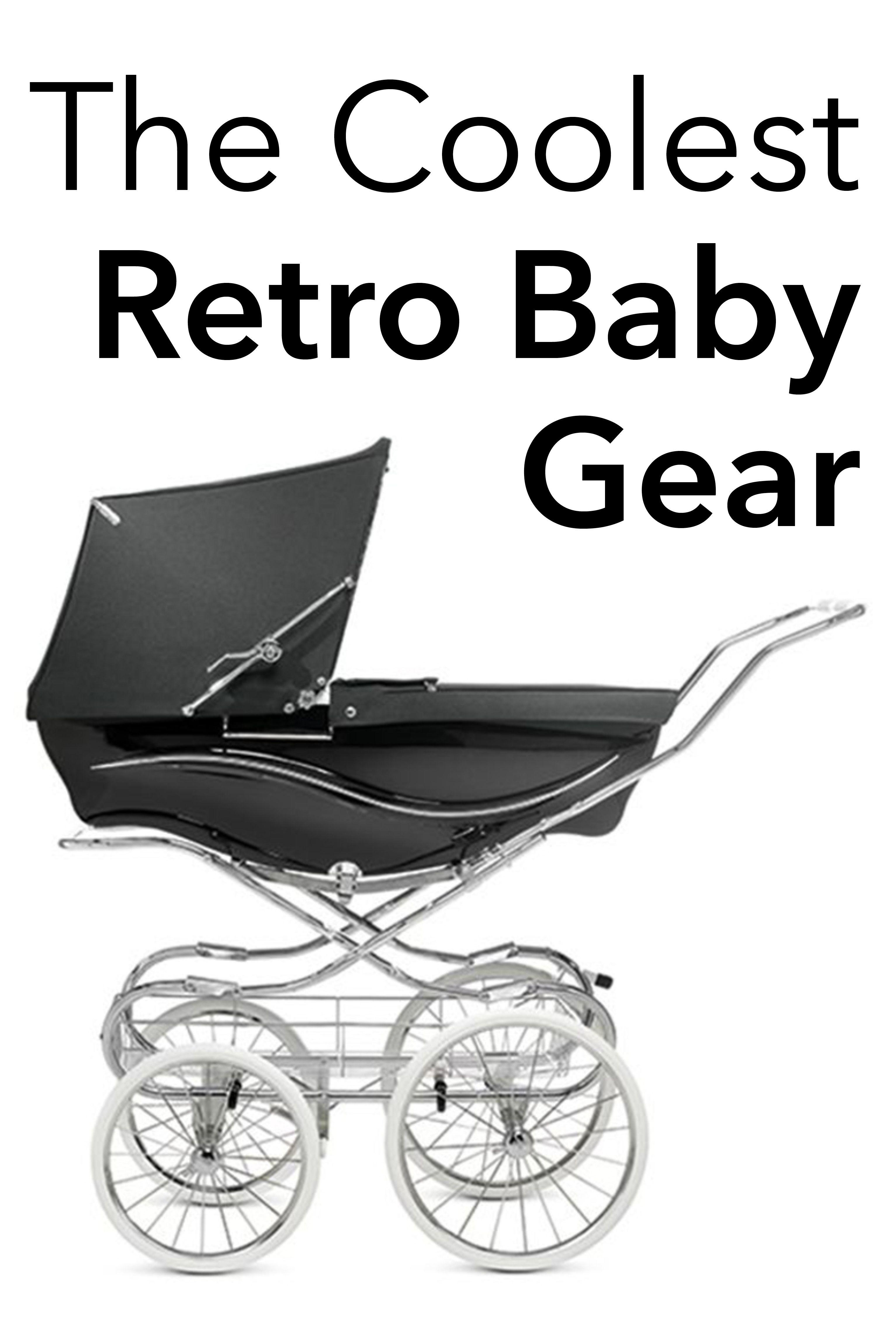 Retro Baby Gear