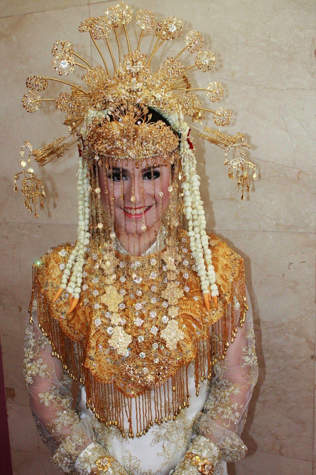 Pakaian Adat Dki Jakarta Betawi