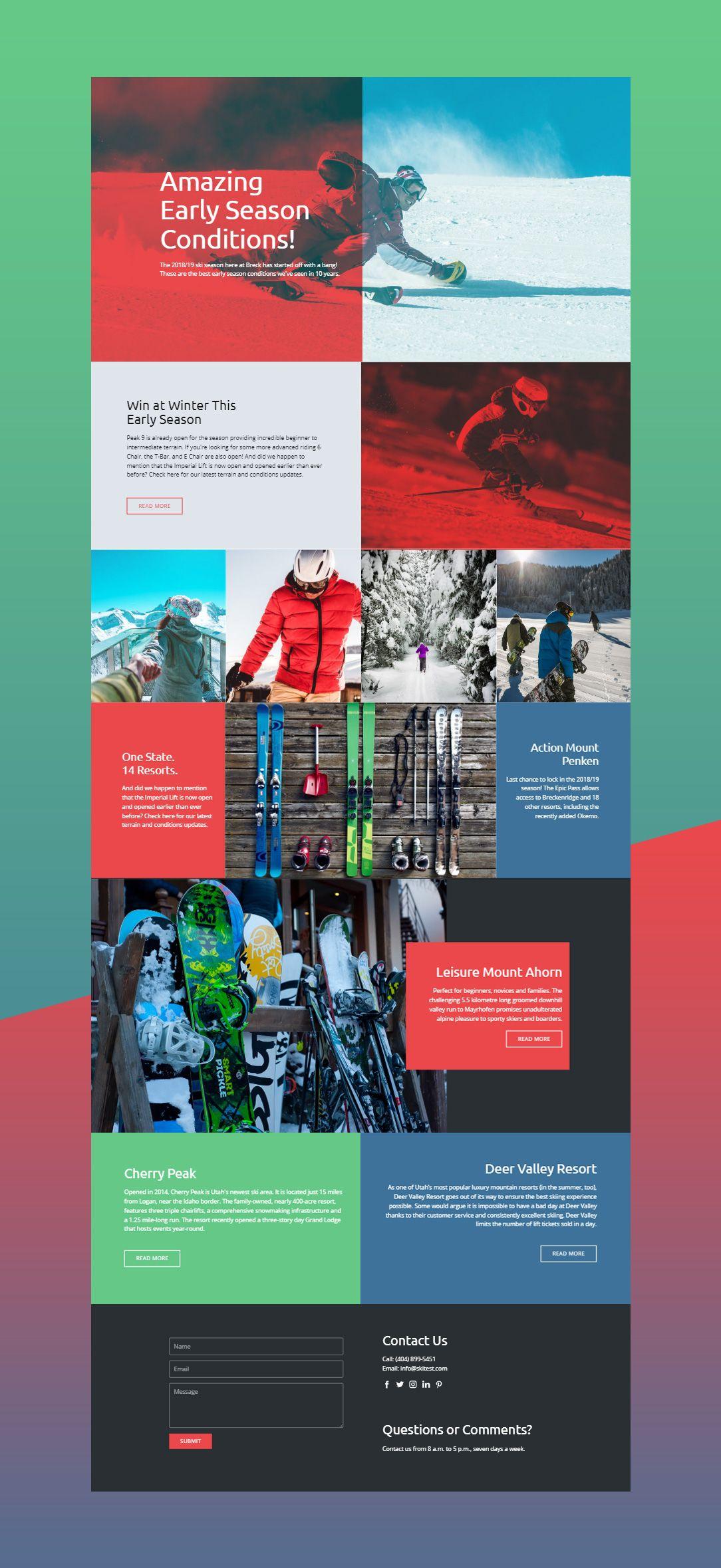 Free Template By Nicepage Builder Web Design Websites Web Design Quotes Web Design