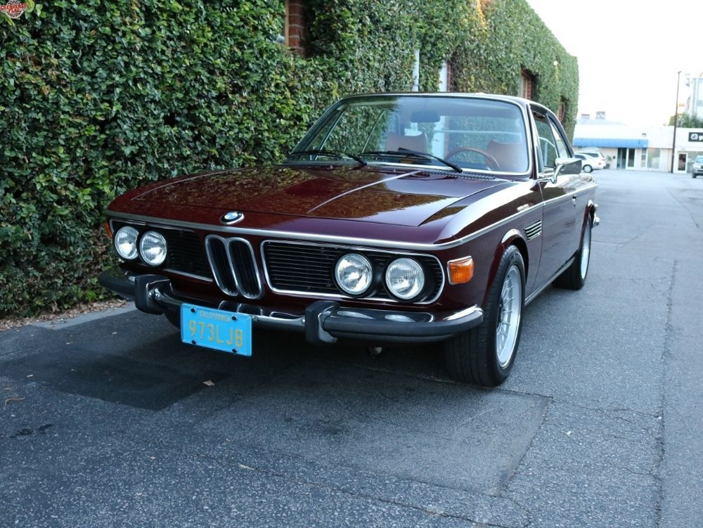 1974 BMW 3-Series 3.0 cs