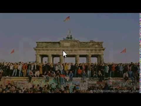 ▶ La chute du mur de Berlin - YouTube