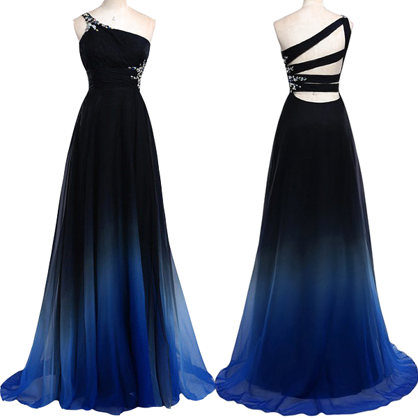 Ravenclaw! This dress is gorgeous