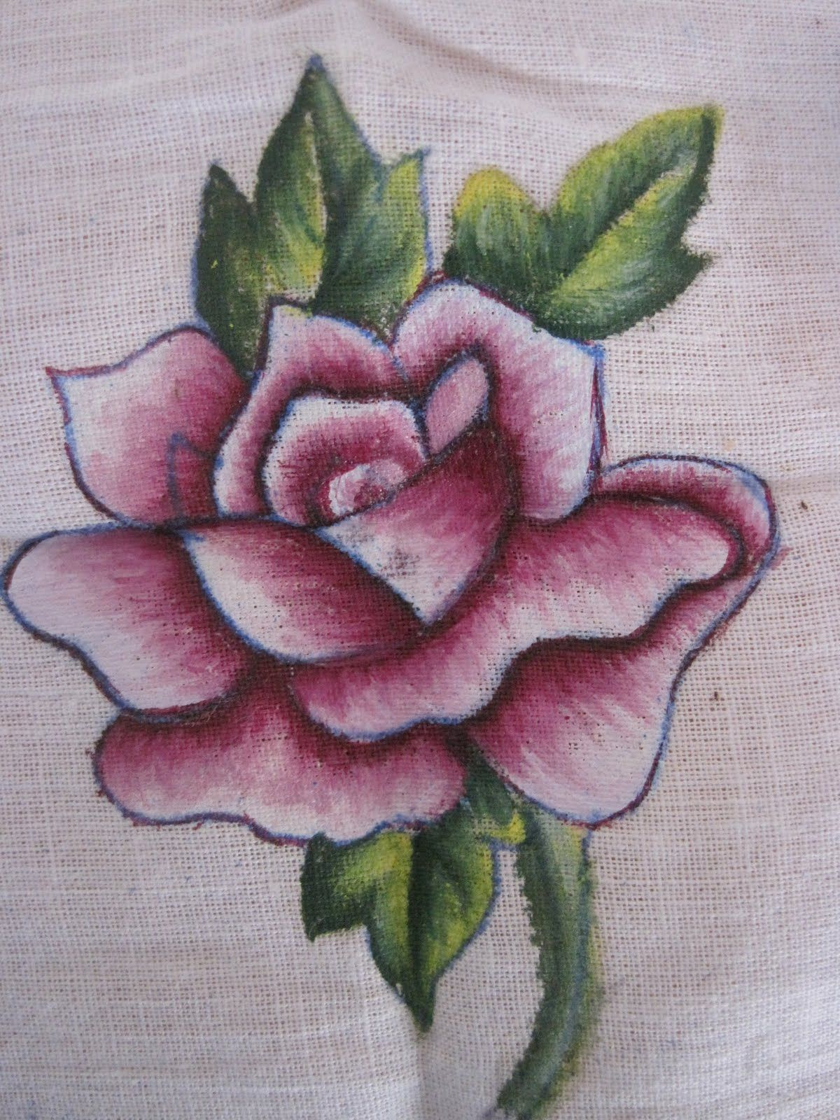 Fabric Painting Designs | Fabric Painting Designs On Handkerchiefs