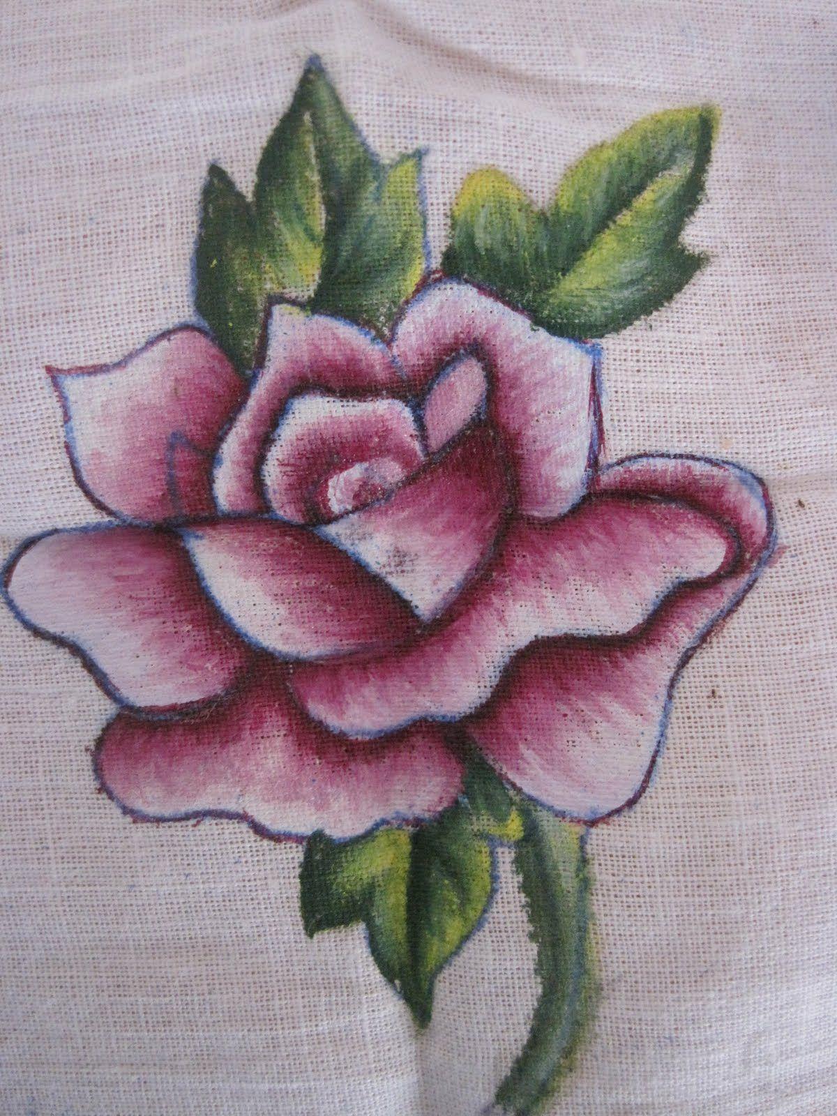 Fabric Painting Designs   Fabric Painting Designs On ...