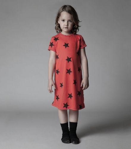 star a dress - NUNUNU WORLD
