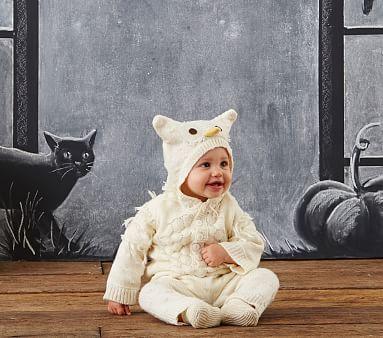 New Pottery Barn Kids BABY LADYBUG TUTU Costume Dress Infant 6-12 Months