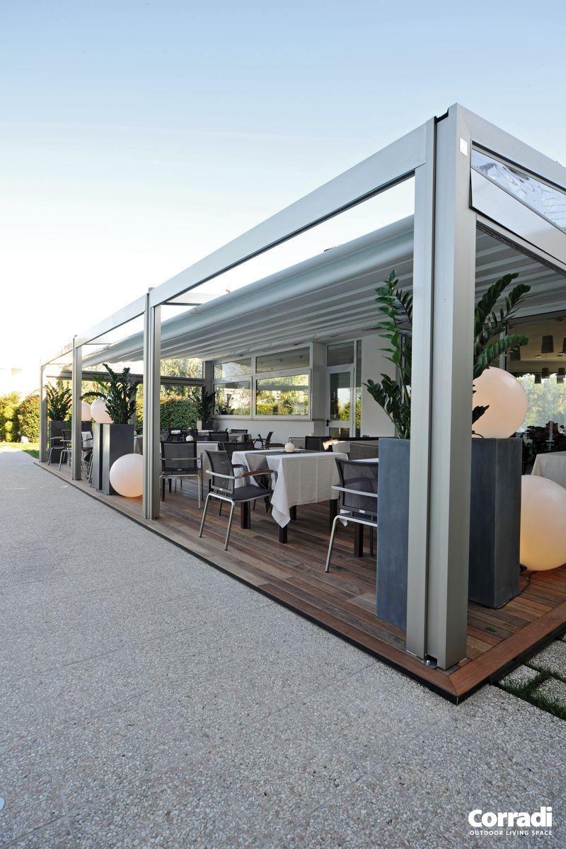 Pergotenda Millenium Gallery Pergola Outdoor Living Patio Enclosures House Exterior