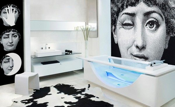 Photo On Choosing Suitable Items And Applying Restful Coloring For Virtual Bathroom Designs Interior Decoration Time
