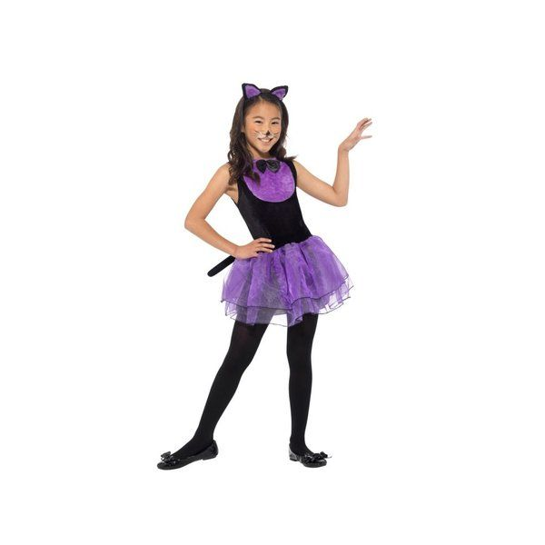 Cat Tutu Dress Child Costume