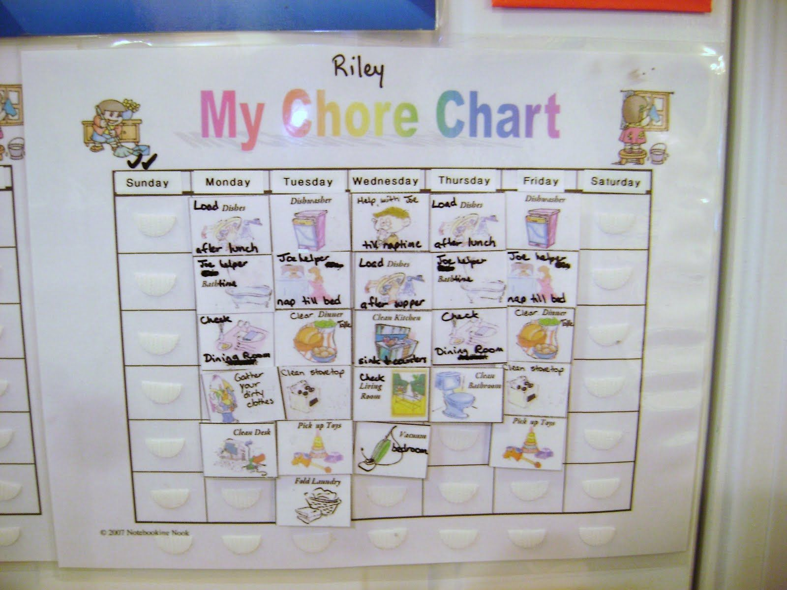 weekly family timetable template - Google Search | Ideas for the ...