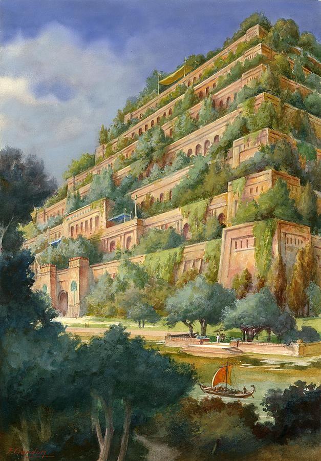 65c7b716099eefeb7cd70e1bebf86892 - Skyrim Find The Copy Of Hanging Gardens