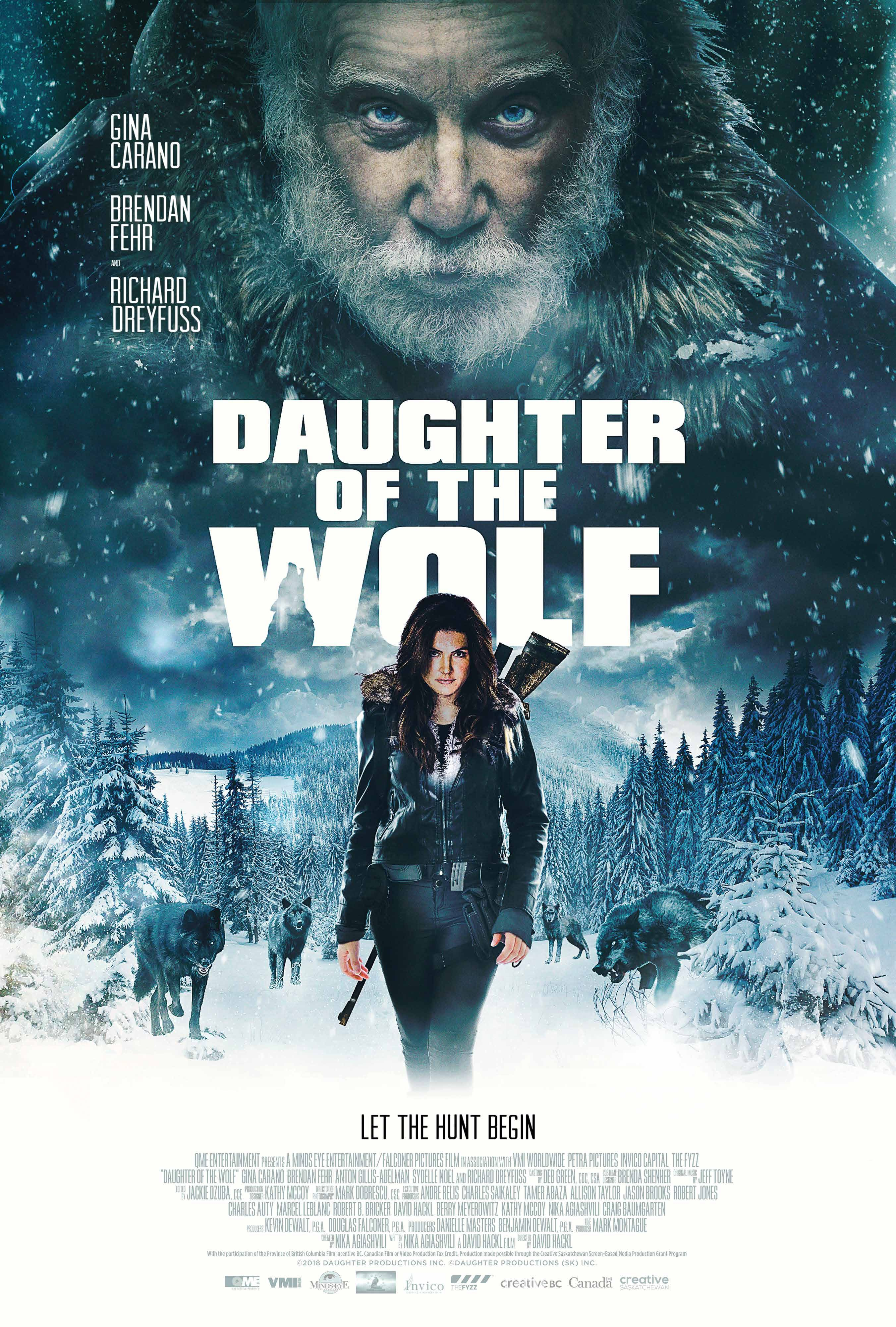 Gina Carano is the Daughter of the Wolf in the trailer for
