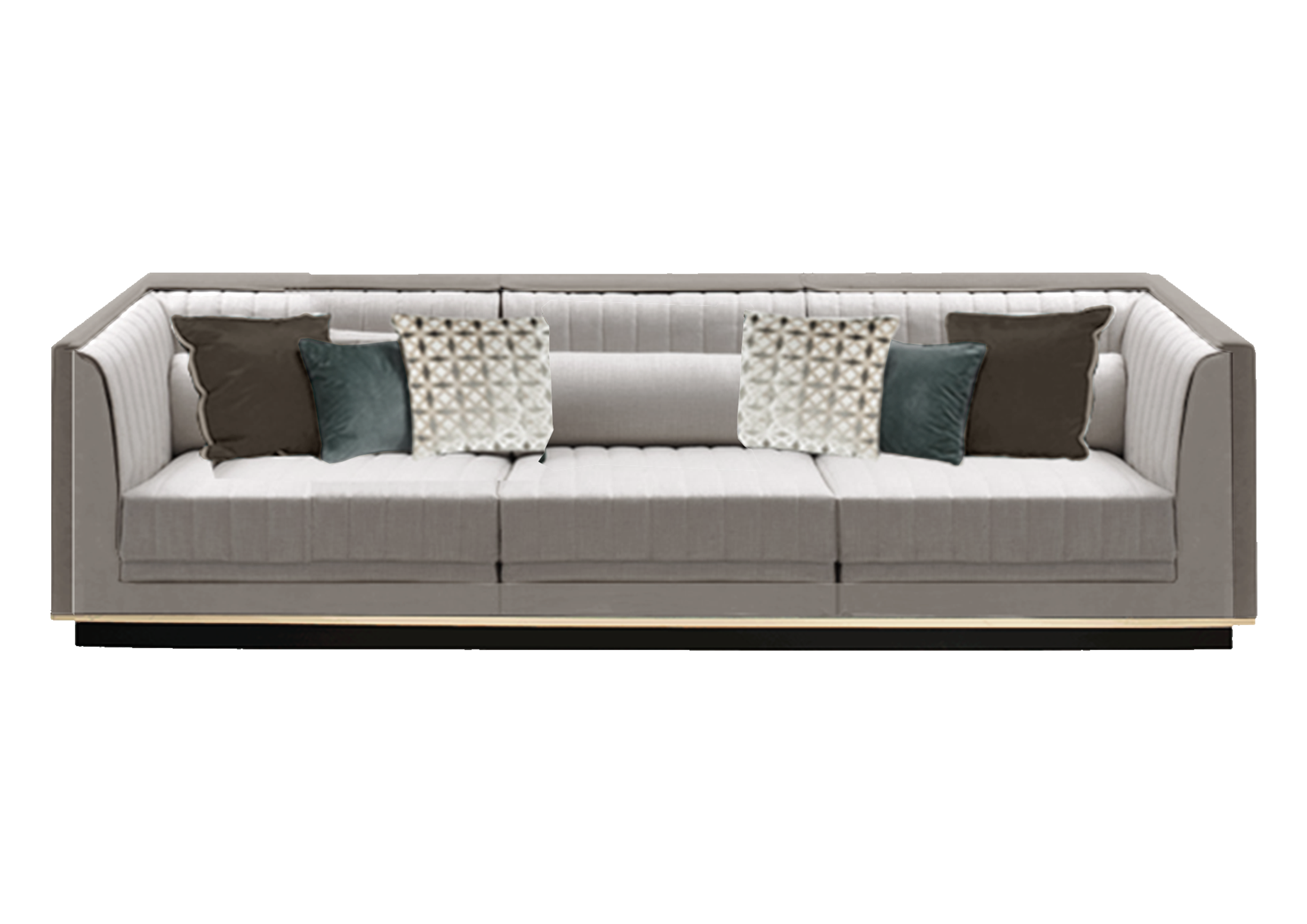 Fendi Plaza sofa sectional