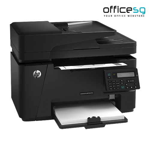 Buy Hp Laserjet Pro Mfp M127fn Printer Online Shop For Best All In One Printers Online At Officesg Com Discount Multifunction Printer Printer Printer Scanner