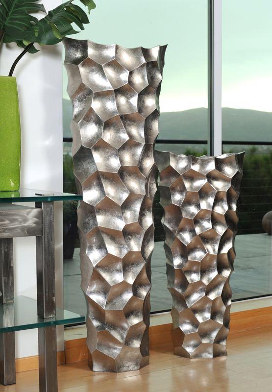 Stone Age Floor Vase Decorating Accessories Pinterest Stone - Cylinder floor vase silver