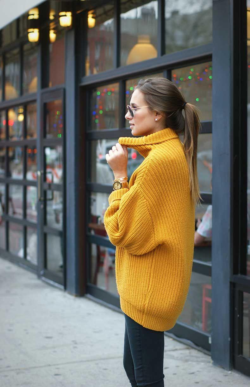 8 Estilos De Sweaters Para Usar Este Otoño Invierno
