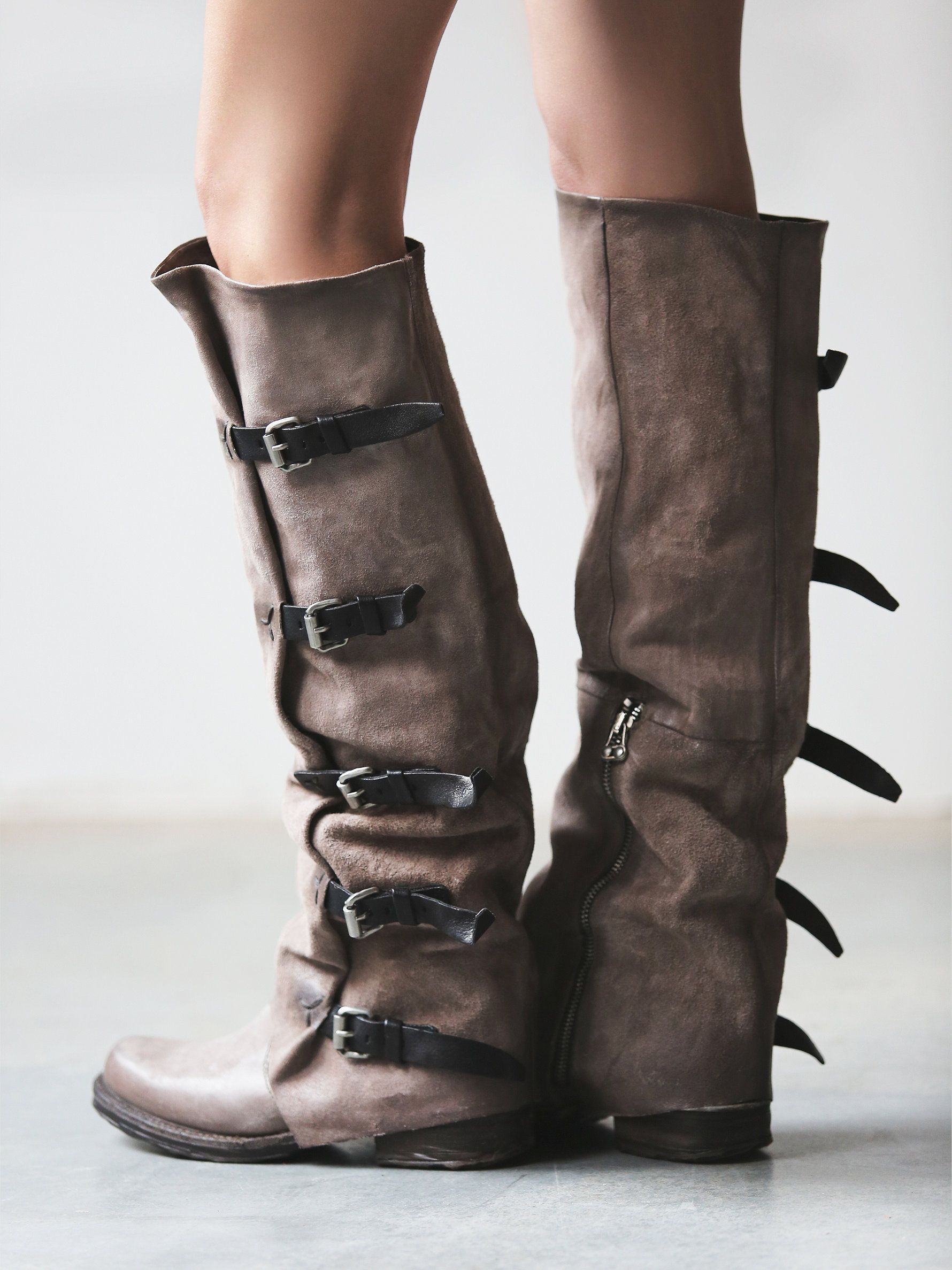 A.S.98 Tatum Over the Knee Boot at Free People Clothing Boutique