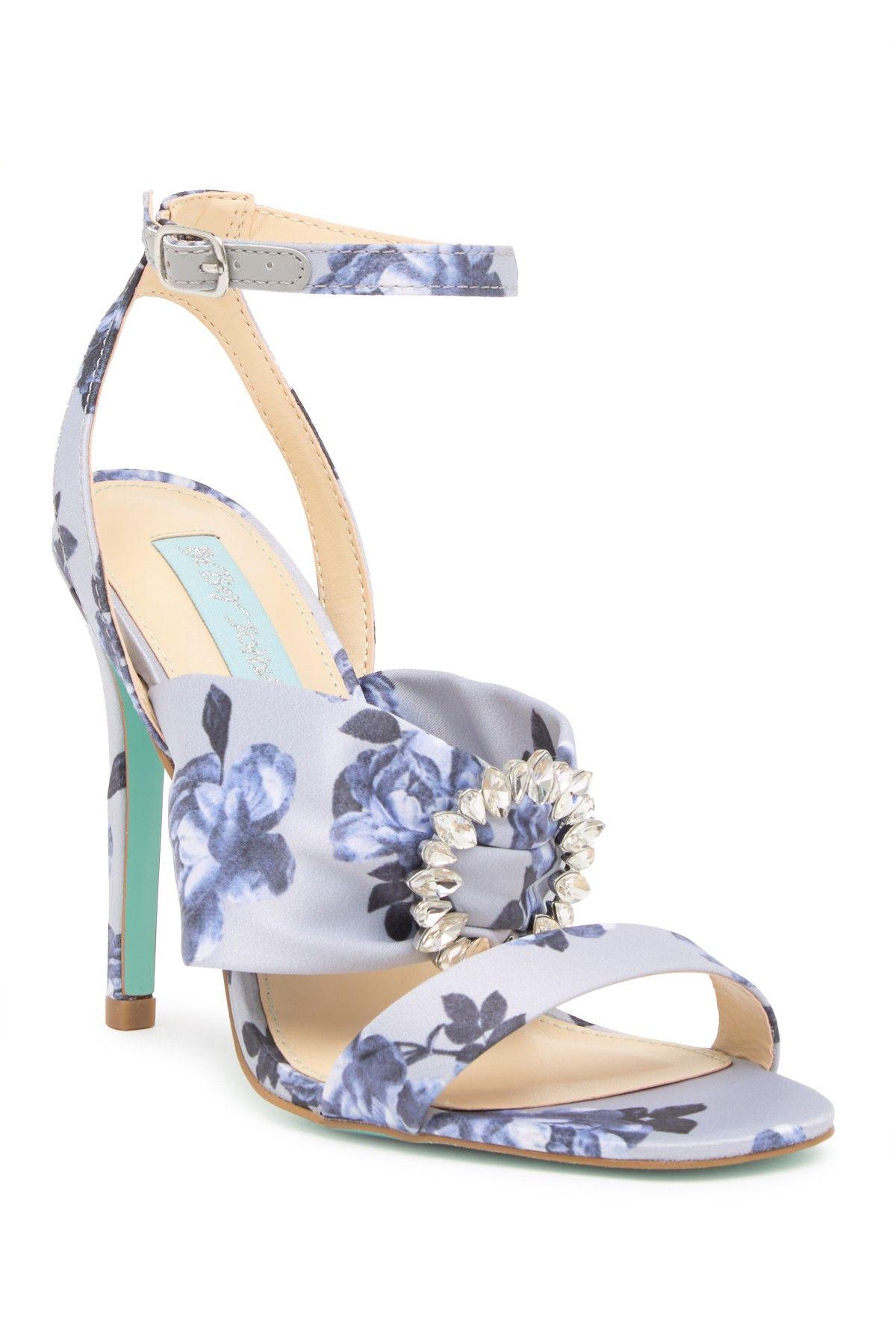Scoti Embellished ... Floral Sandale by Betsey Johnson on @HauteLook ... Embellished 14d9c9