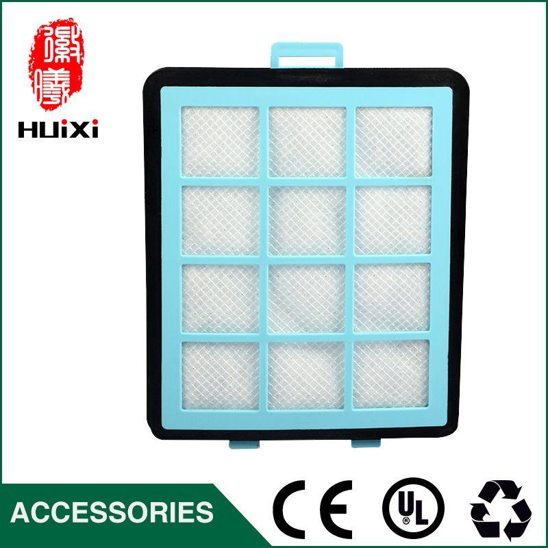 1PCS blue hepa filter Vacuum Cleaner Accessories and parts Vacuum Cleaner forFC8764  FC9712