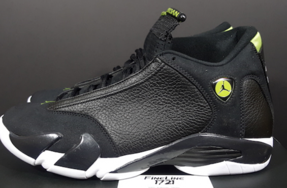 d33f953d104 The Air Jordan 14 Indiglo Will Release In A Few Weeks on http ...