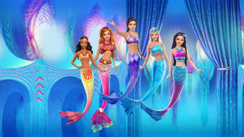 Barbie Invitaciones Y Marcos Para Imprimir Gratis Cuento De Sirena Películas De Barbie Barbie Sirena