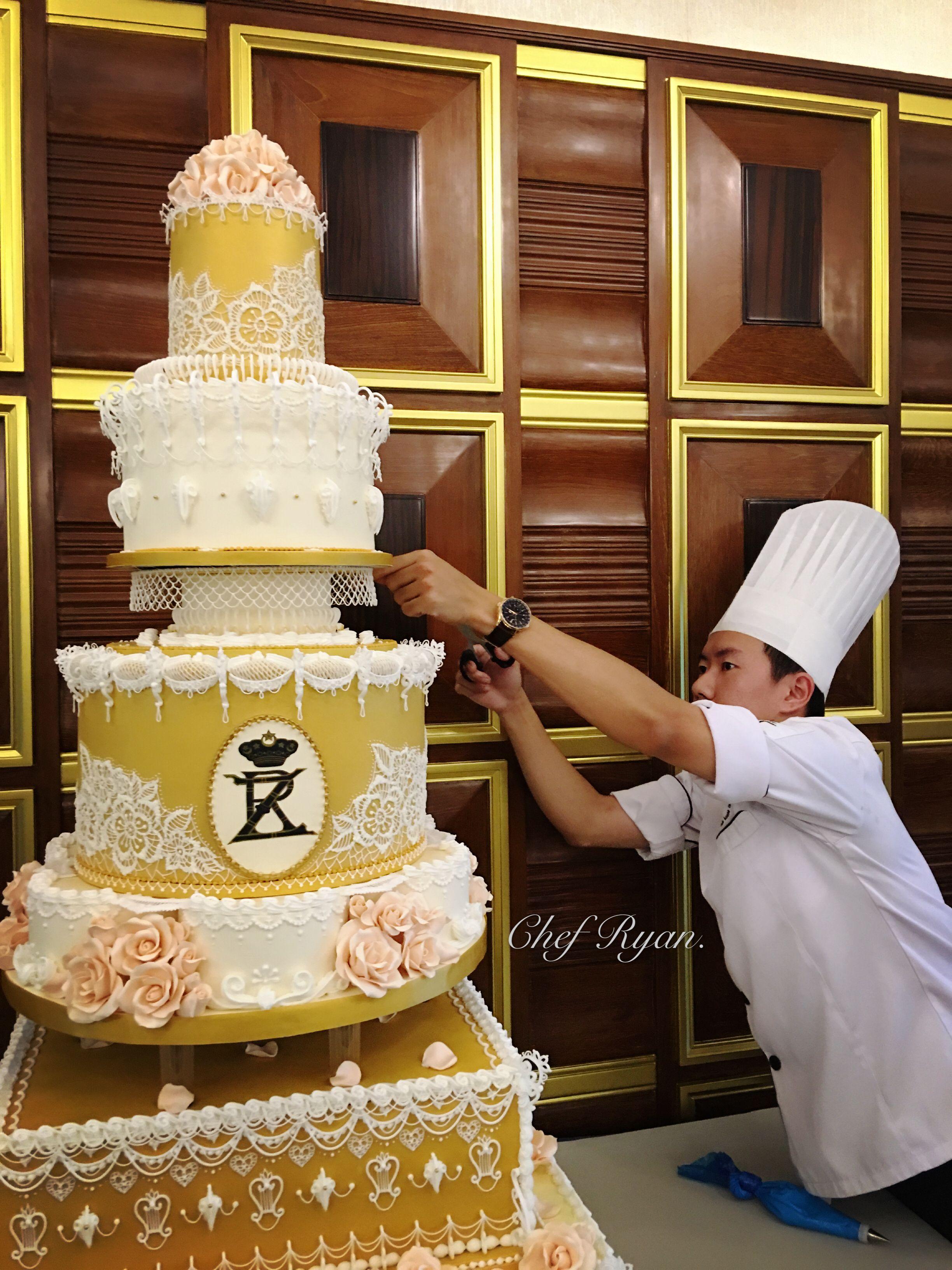 Tunku Aminah Johor Chef Ryan