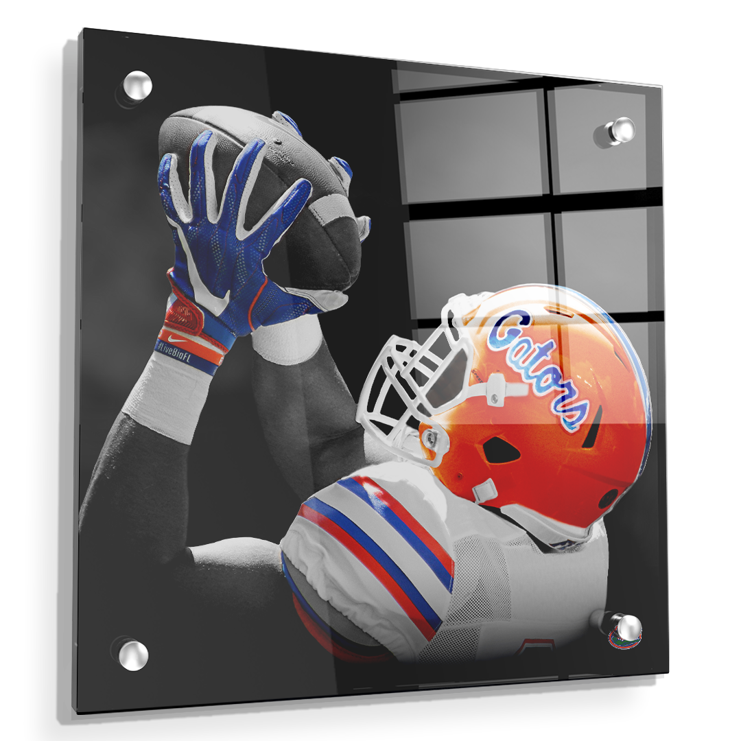 Gators The Catch Acrylic In 2020 College Wall Art Photo Wall Art Wall Art