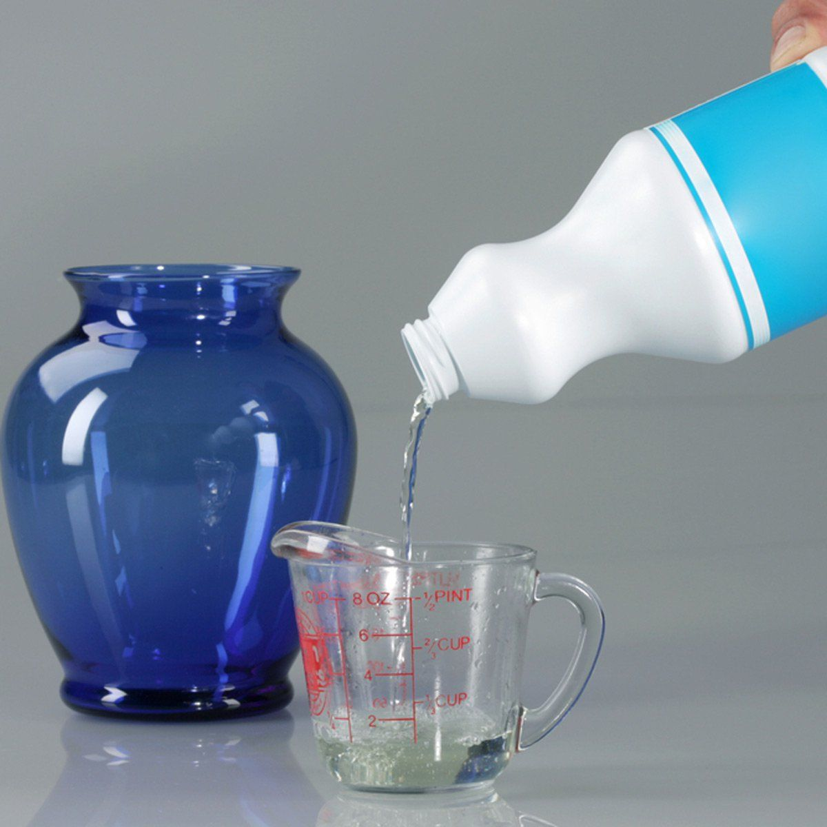 how to dispose of bleach water with a septic system