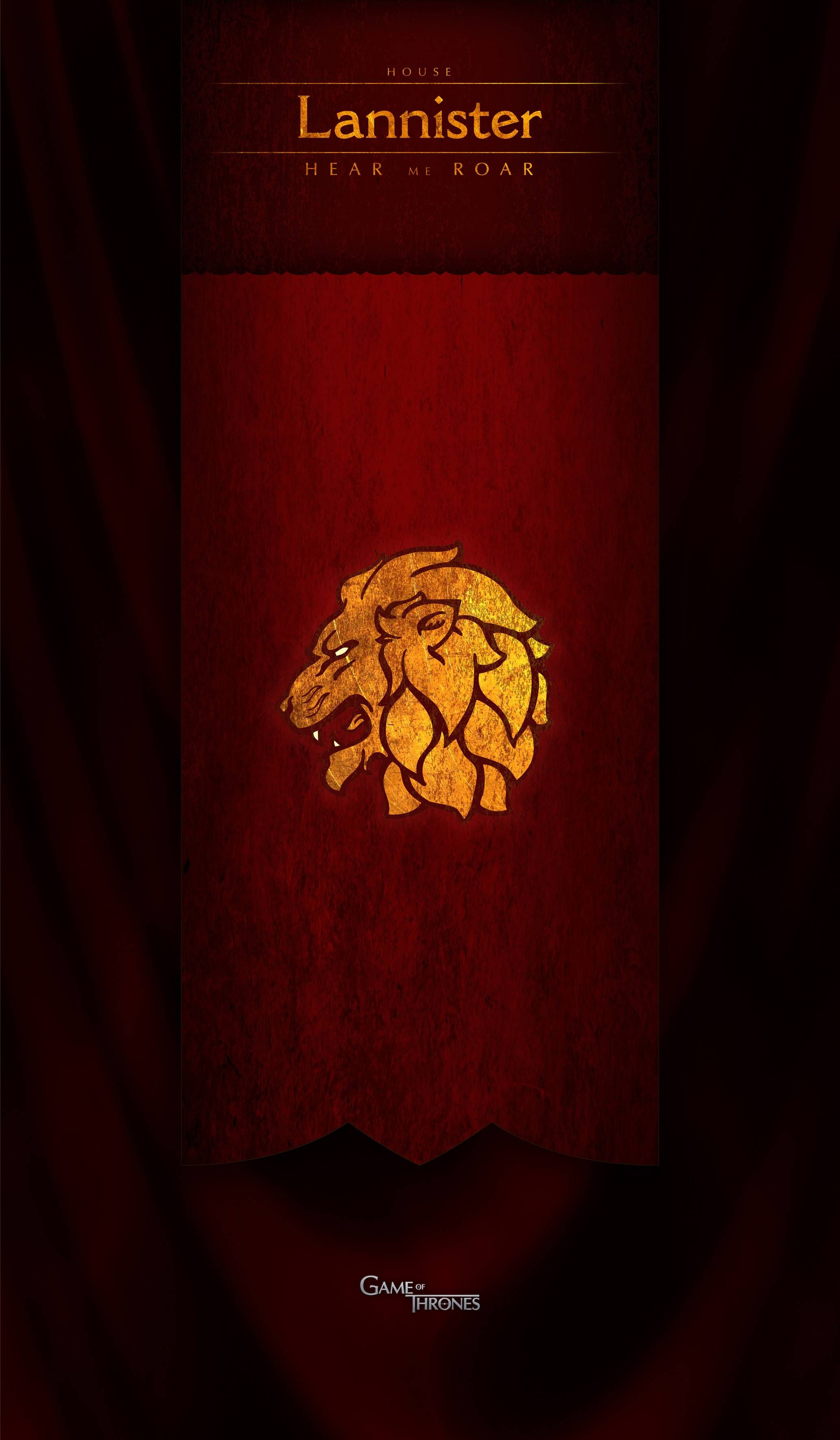 Game Of Thrones Banners Oc Imgur Herois Ilustracao