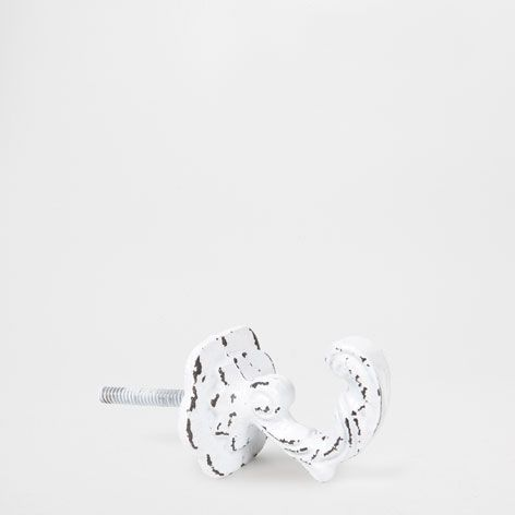 White Clip for Tieback - Bedroom - Hotel Collection | Zara Home United States