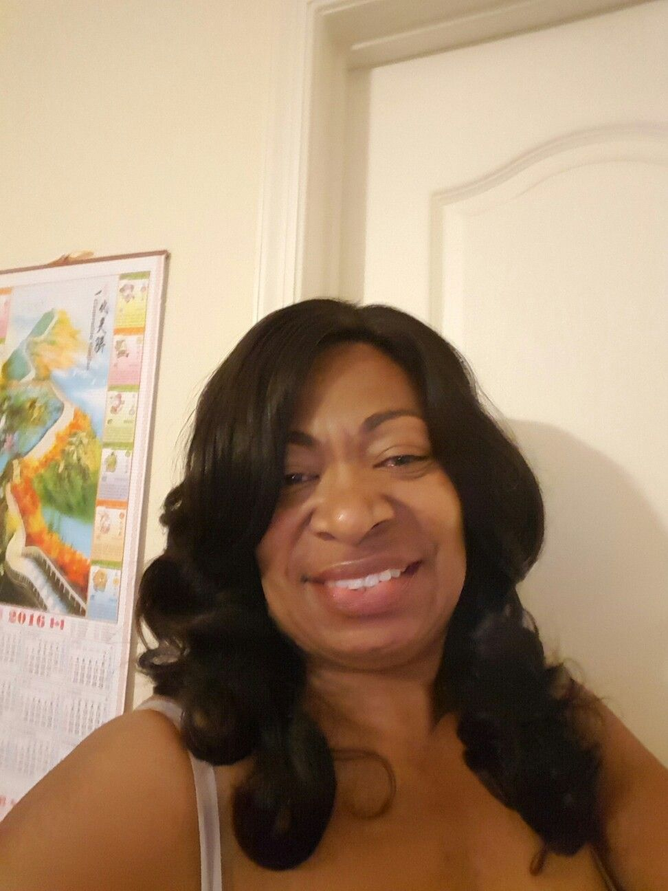 Motown Tress Brazilian Swiss lace front. (Natural color)